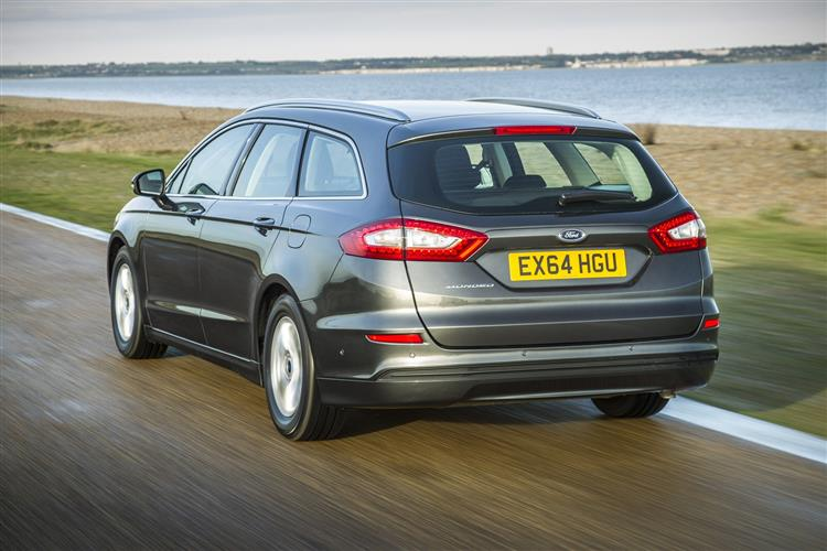 Ford Mondeo Estate Titanium Edition HYBRID Electric Vehicle 2.0 TiVCT HYBRID Electric V image 8 thumbnail