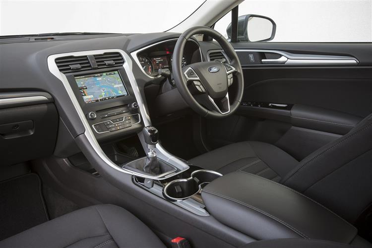 Ford Mondeo Titanium Edition 2.0 Tdci 150 S6.2 D image 10