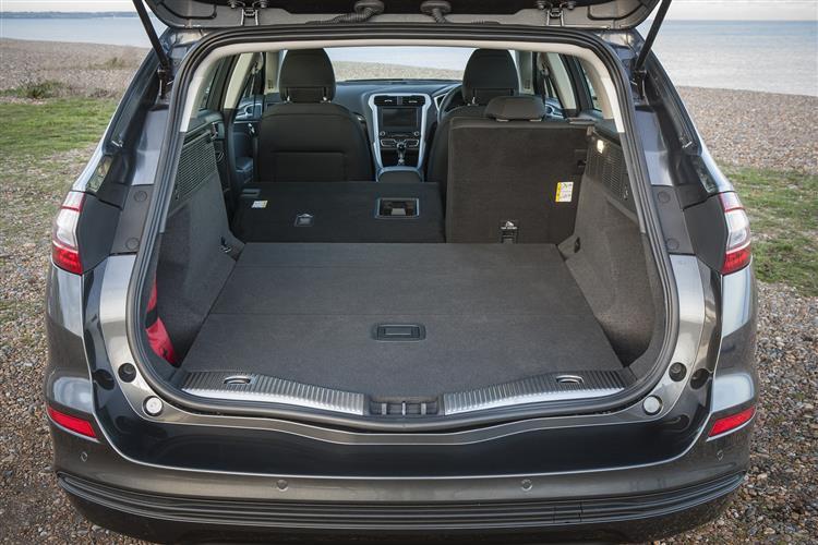 Ford Mondeo Titanium Edition 2.0 Tdci 150 S6.2 D image 12