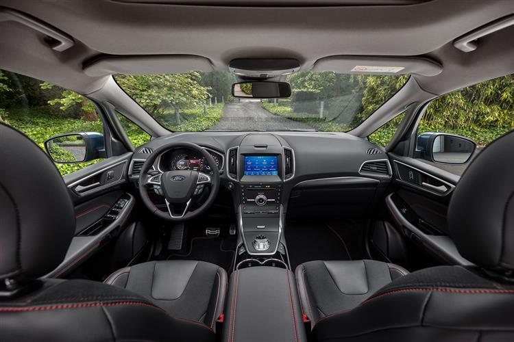 Ford S-MAX 2.0 EcoBlue Zetec 5dr Auto image 8