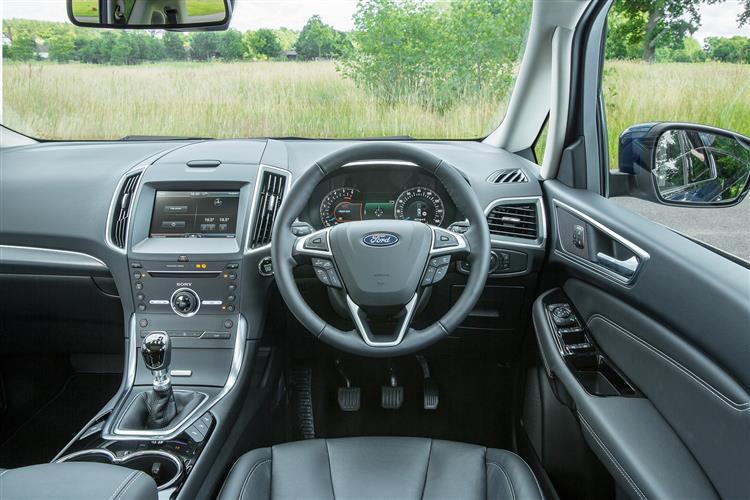 Ford S-MAX 2.0 TDCi 120 Zetec 5dr image 22