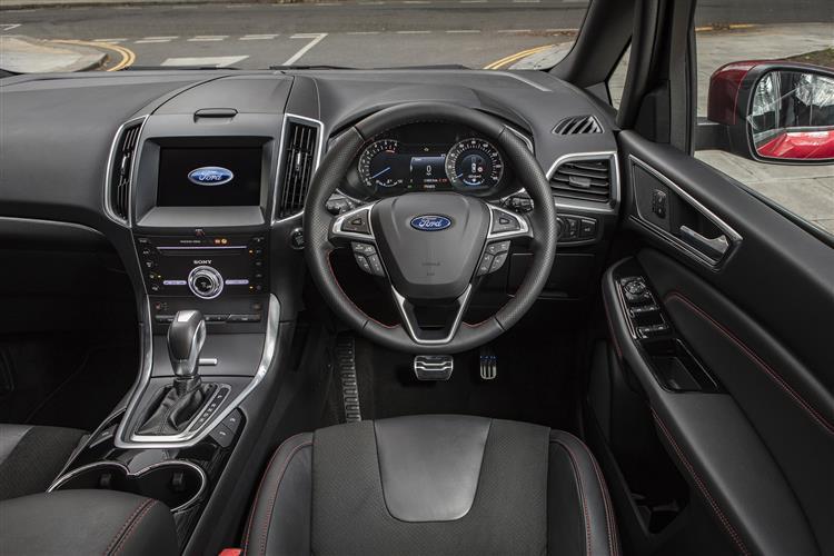 Ford S-MAX 2.0 TDCi 150 Zetec 5dr image 7