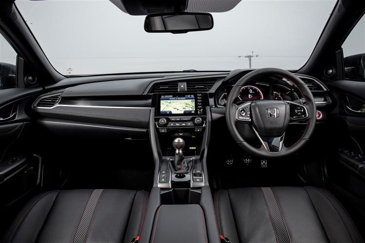 Honda Civic TYPE R 2.0 VTEC Turbo Type R GT 5dr image 3