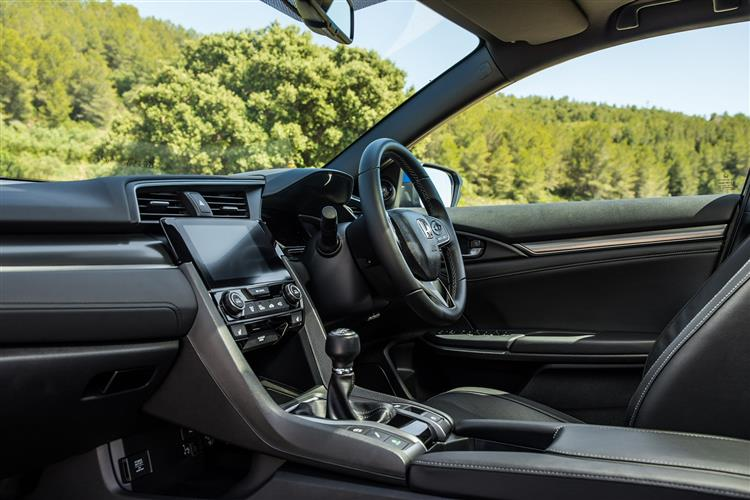 Honda Civic TYPE R 2.0 VTEC Turbo Type R GT 5dr image 7