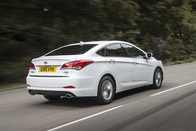 Hyundai I40 Abc Leasing