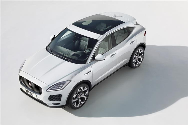 Jaguar E-PACE 2.0d (180) Chequered Flag Edition SPECIAL EDITIONS image 2
