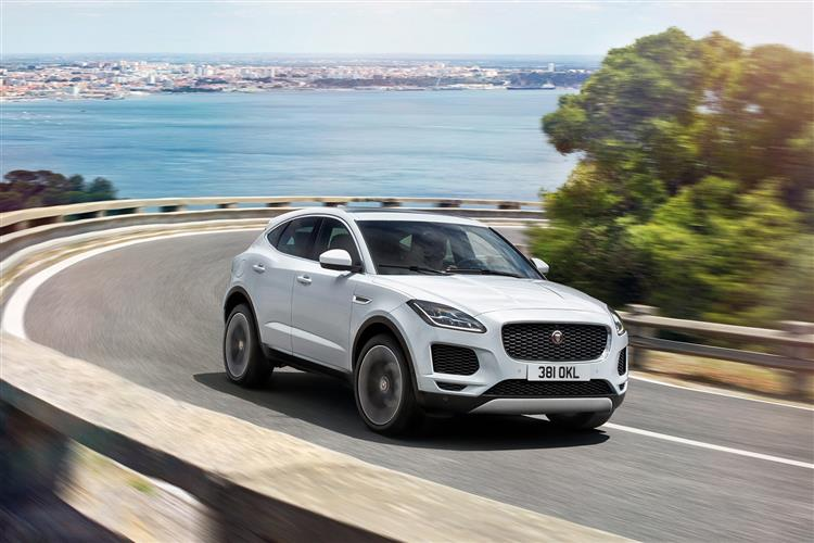 Jaguar E-PACE 2.0d (180) Chequered Flag Edition SPECIAL EDITIONS image 4