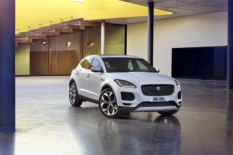 Jaguar E-PACE 2.0d (180) Chequered Flag Edition SPECIAL EDITIONS image 5