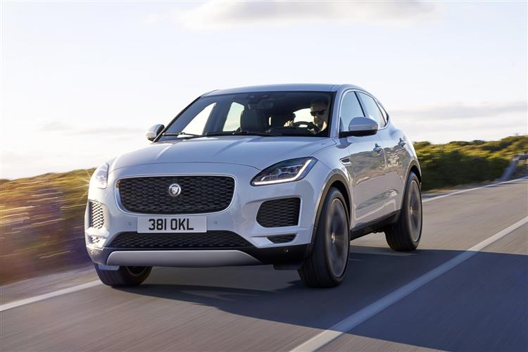Jaguar E-PACE 2.0d (180) Chequered Flag Edition SPECIAL EDITIONS image 6