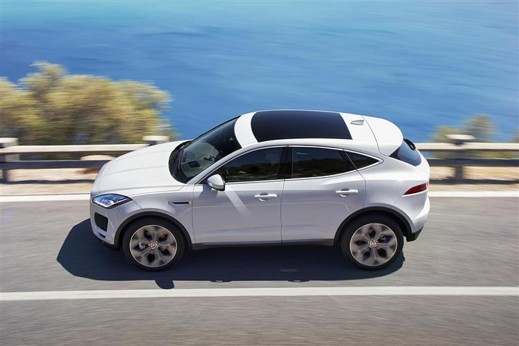 Jaguar E-PACE 2.0d (180) Chequered Flag Edition SPECIAL EDITIONS image 7