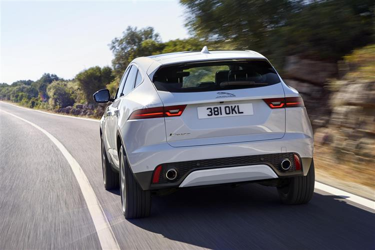 Jaguar E-PACE 2.0d (180) Chequered Flag Edition SPECIAL EDITIONS image 8