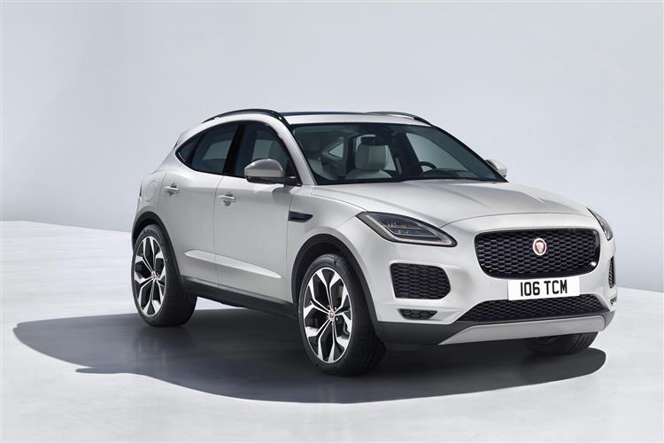 Jaguar E-PACE 2.0d (180) Chequered Flag Edition SPECIAL EDITIONS image 10