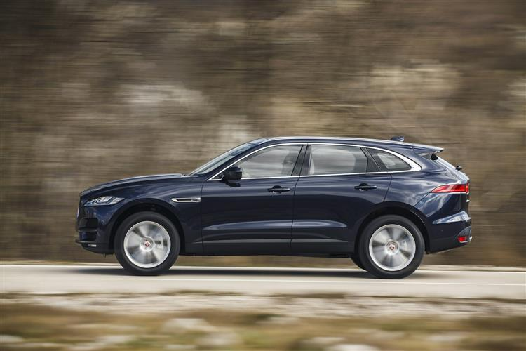 Jaguar F-PACE Prestige Offer image 4