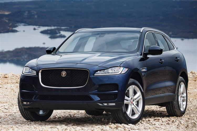 Jaguar F-PACE R-Sport 2.0d 163PS RWD Manual image 14
