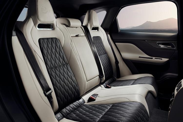 Jaguar F-PACE 2.0 Prestige 5dr Auto AWD image 8