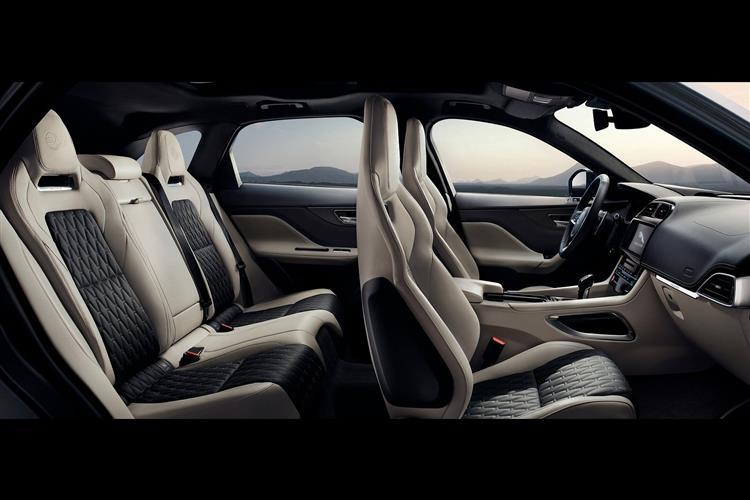 Jaguar F-PACE 2.0 Prestige 5dr Auto AWD image 10
