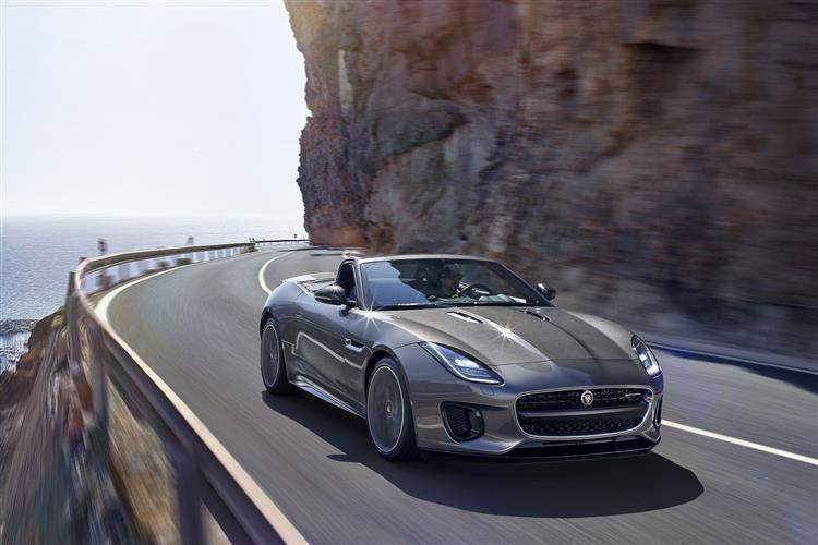 Jaguar F-TYPE 3.0 Supercharged V6 R-Dynamic image 8