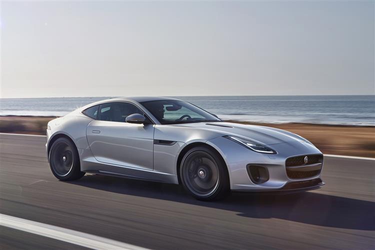 Jaguar F-TYPE SVR  image 3