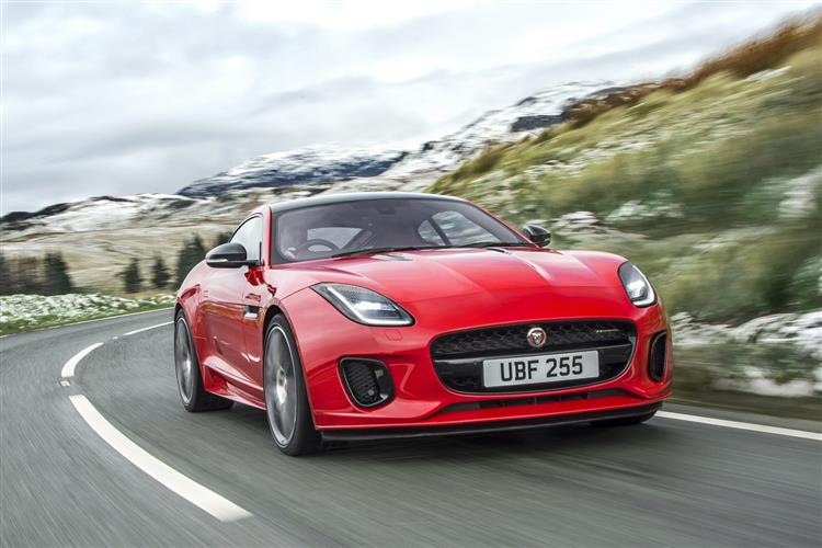 Jaguar F-TYPE Coupe Offer image 2