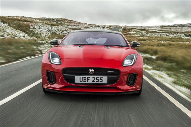Jaguar F-TYPE Coupe Offer image 3