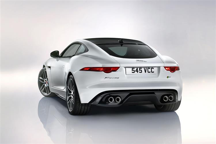 Jaguar F-TYPE Coupe R image 1