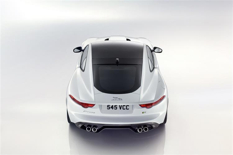 Jaguar F-TYPE Coupe R image 2
