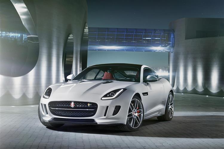 Jaguar F-TYPE Coupe R image 3