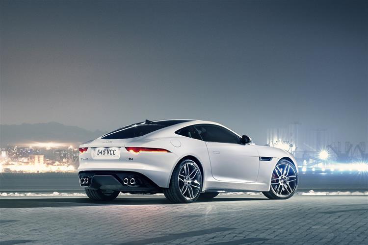 Jaguar F-TYPE Coupe R image 5