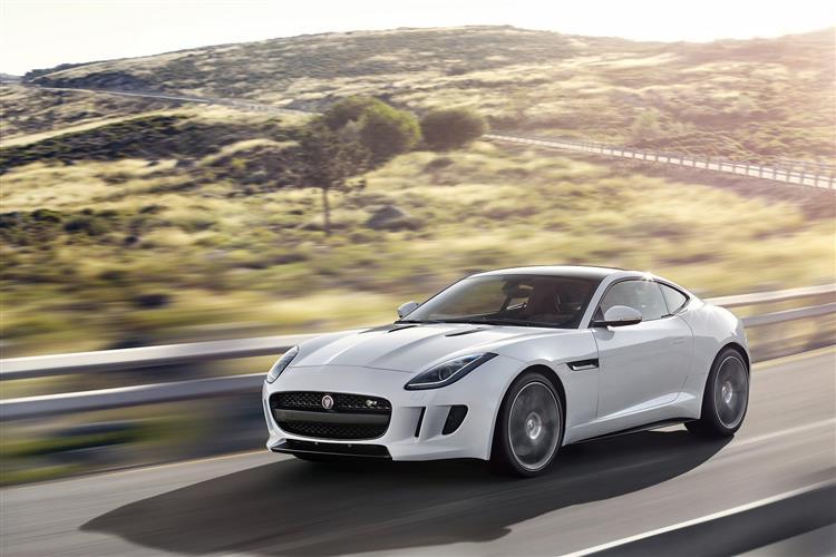 Jaguar F-TYPE Coupe R image 6