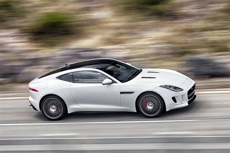 Jaguar F-TYPE Coupe R image 7