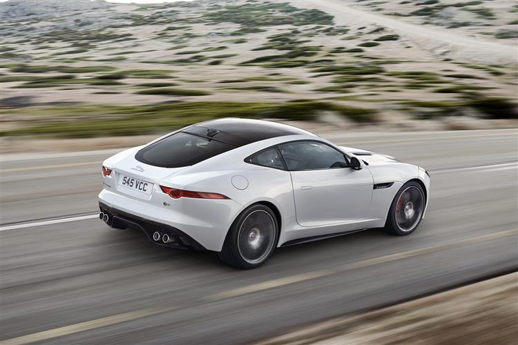 Jaguar F-TYPE Coupe R image 8