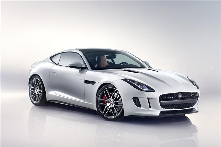 Jaguar F-TYPE Coupe R image 9