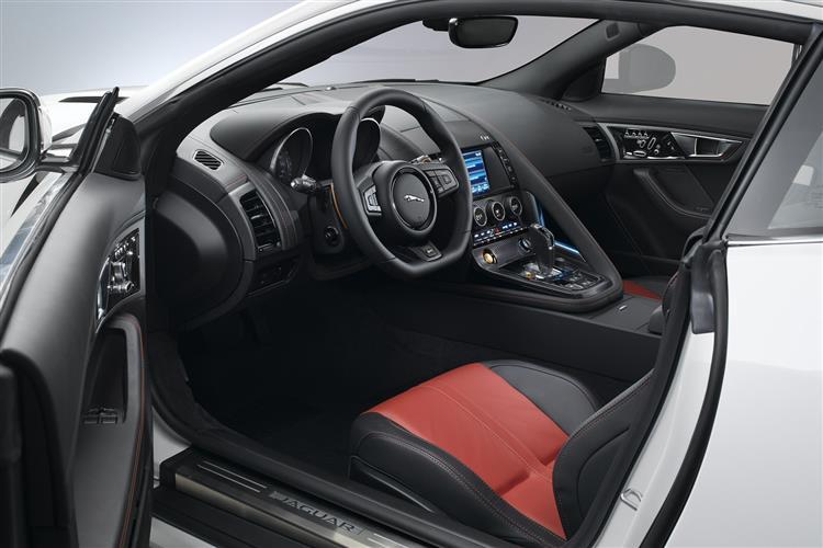 Jaguar F-TYPE Coupe R image 10