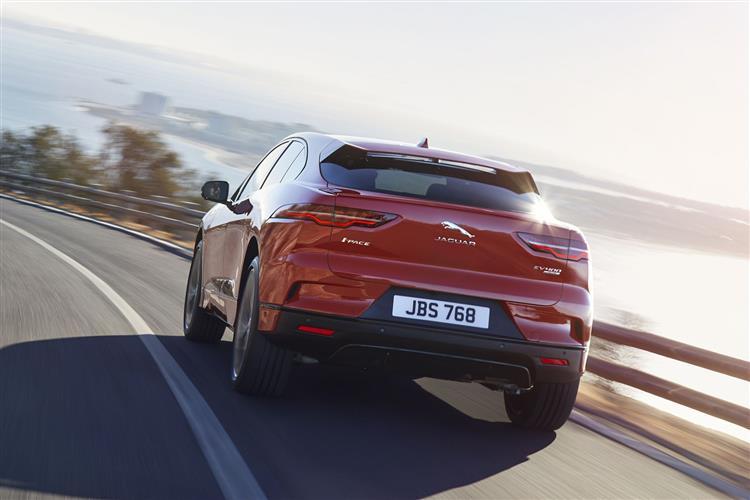 Jaguar I-PACE 90kWh EV400 SE 3,500 TOTAL DEPOSIT CONTRIBUTION image 5