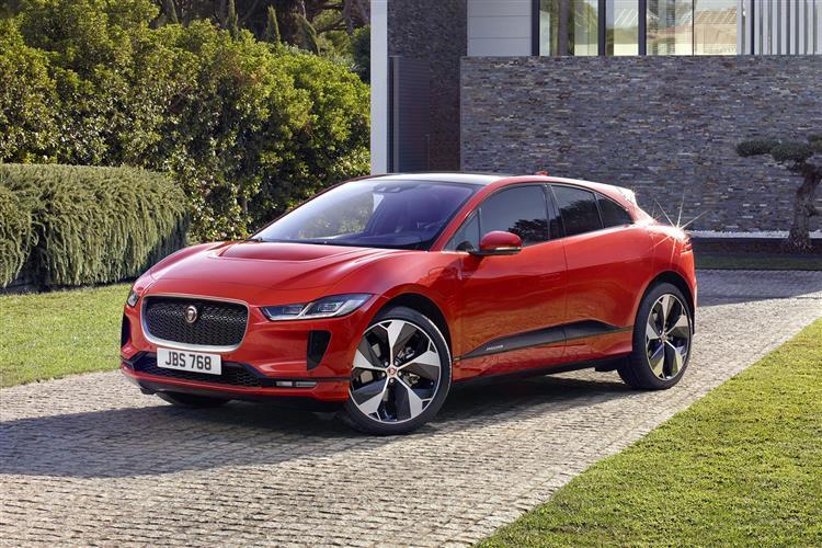 Jaguar I-PACE 90kWh EV400 SE 3,500 TOTAL DEPOSIT CONTRIBUTION image 6