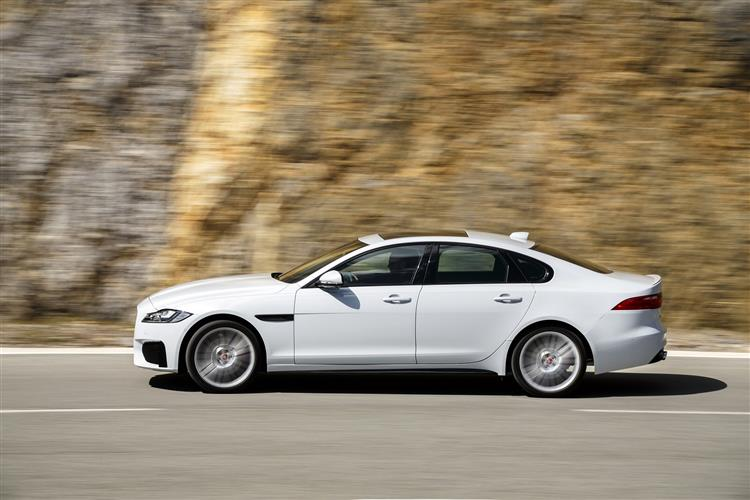Jaguar XF R-Sport 2.0d 180PS Automatic image 1
