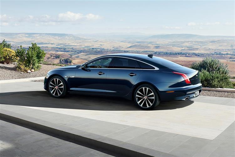 Jaguar XJ 3.0d V6 Luxury image 10