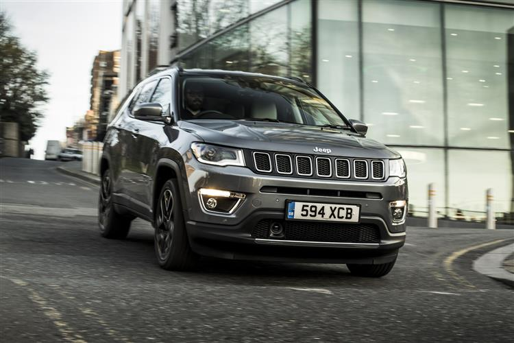 Jeep Compass Longitude 1.4 MultiAir II 5dr Station Wagon (2018) image