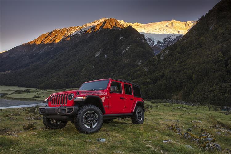 Jeep Wrangler 3.6 V6 Rubicon 4dr 284hp Auto 4x4 image 1