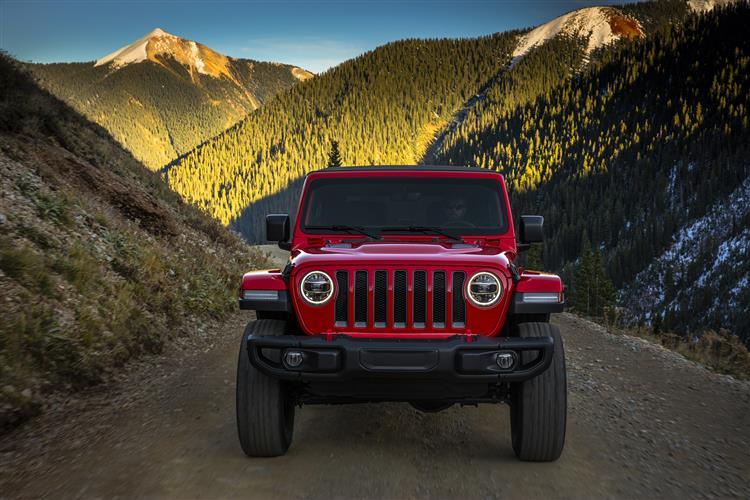 Jeep Wrangler 3.6 V6 Rubicon 4dr 284hp Auto 4x4 image 3