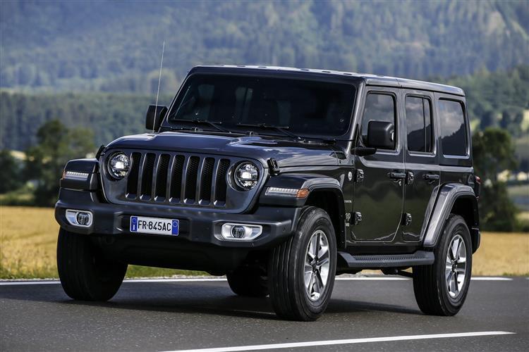 Jeep Wrangler 3.6 V6 Rubicon 4dr 284hp Auto 4x4 image 4