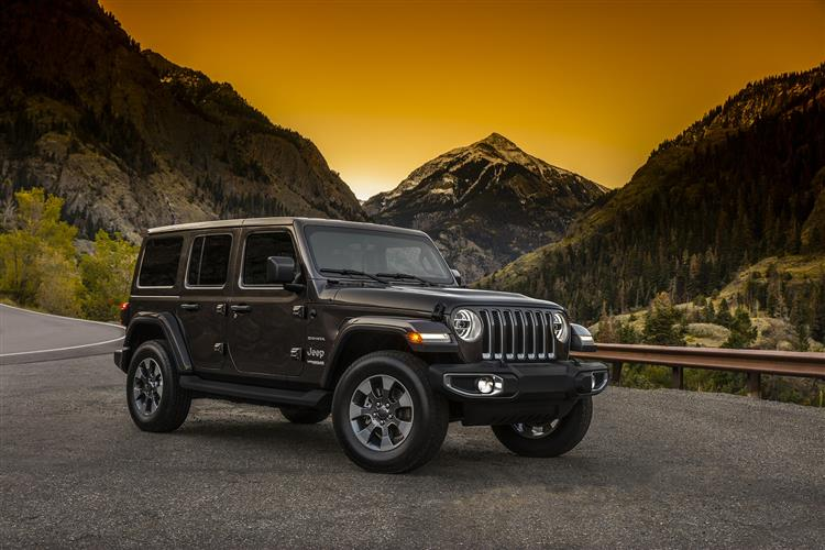 Jeep Wrangler 3.6 V6 Rubicon 4dr 284hp Auto 4x4 image 6