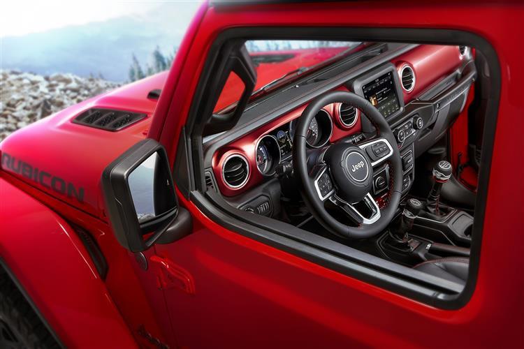 Jeep Wrangler 3.6 V6 Rubicon 4dr 284hp Auto 4x4 image 7