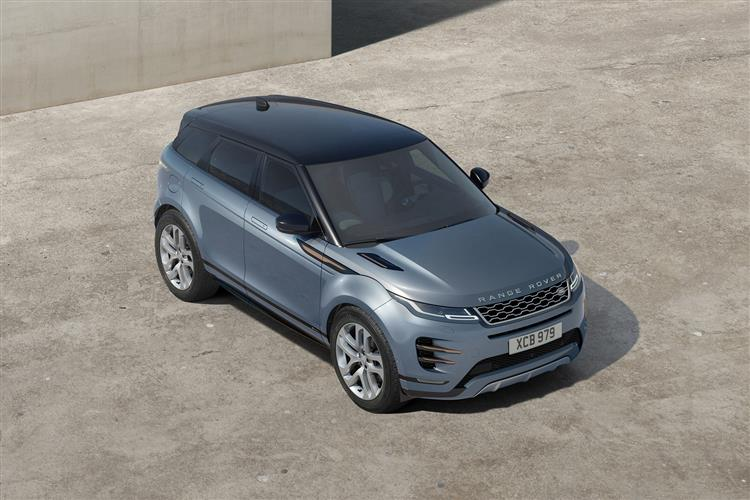 Land Rover Range Rover Evoque Offer image 1 thumbnail