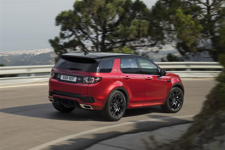 Land Rover DISCOVERY SPORT 2.0 TD4 180 Landmark Diesel Automatic 5 door Station Wagon (18MY)