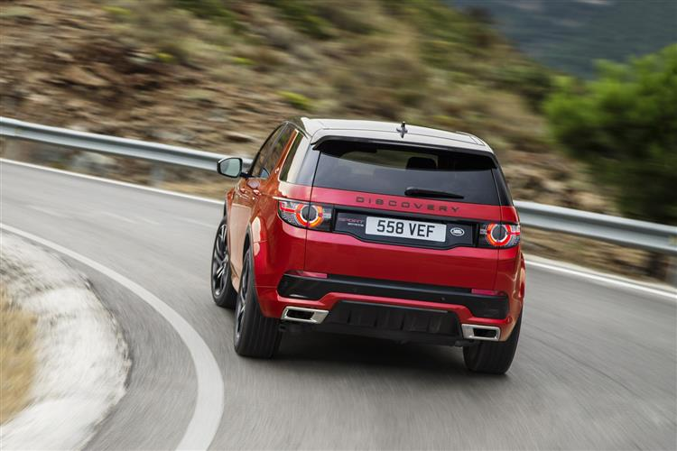 Land Rover Discovery Sport Diesel SW 2.0 TD4 180 SE Auto image 5