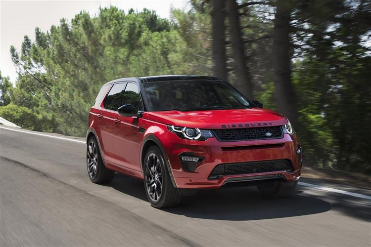 Land Rover Discovery Sport 2.0 TD4 180 SE Manual image 6