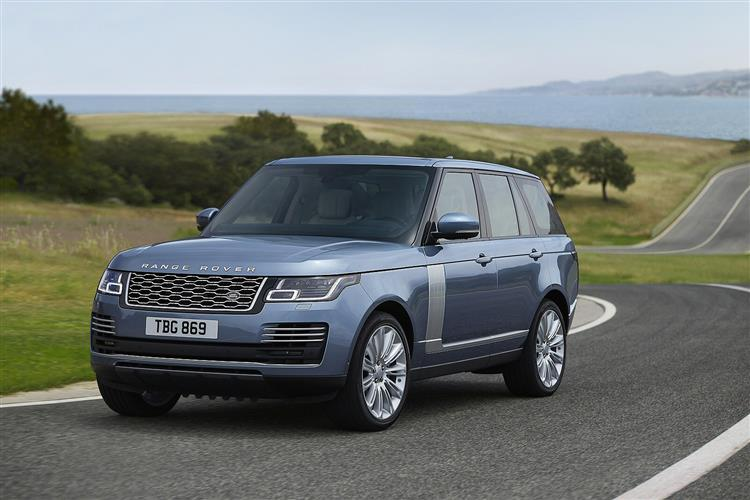 Land Rover New Range Rover Vogue Offer image 3