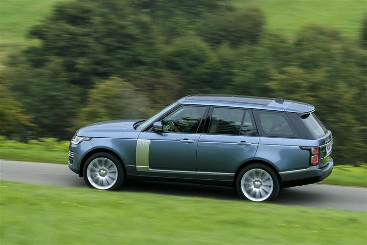Land Rover New Range Rover Vogue Offer image 4