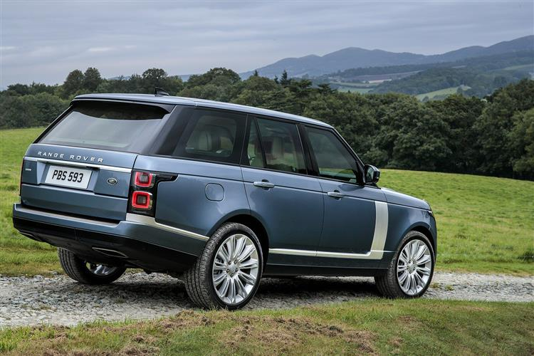 Land Rover New Range Rover Vogue Offer image 5 thumbnail